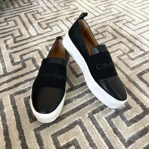 Calvin Klein loafer shoes